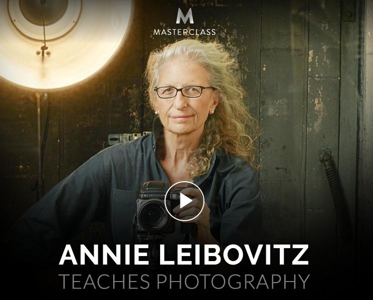 Annie Leibovitz Teaches Photography   MasterClass 2017 12 23 09 34 15